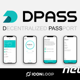 ICONLOOP Launches Blockchain-based Identity Authentication Service 'Depass'